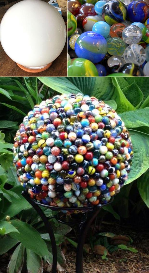 Marble Garden Balls