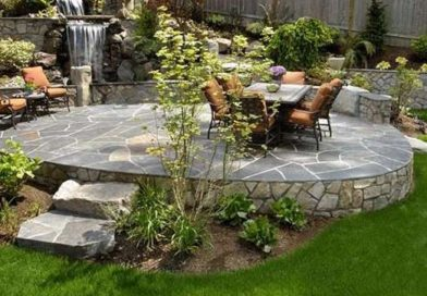 8 Excellent Ways to Use Flagstone in Your Garden