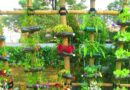 15 Amazing Garden Accents Created from Recycled Objects